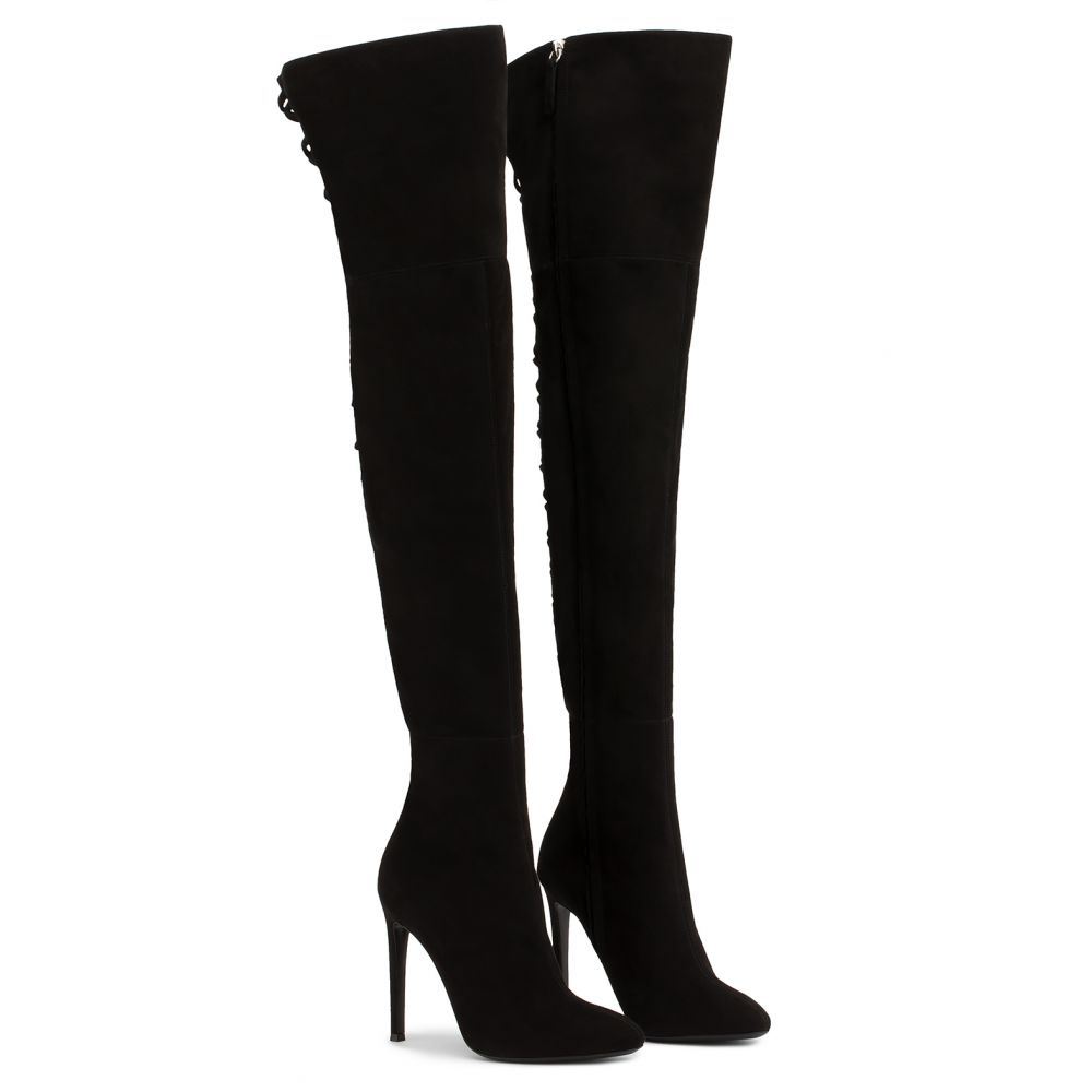 ALIS - Black - Boots