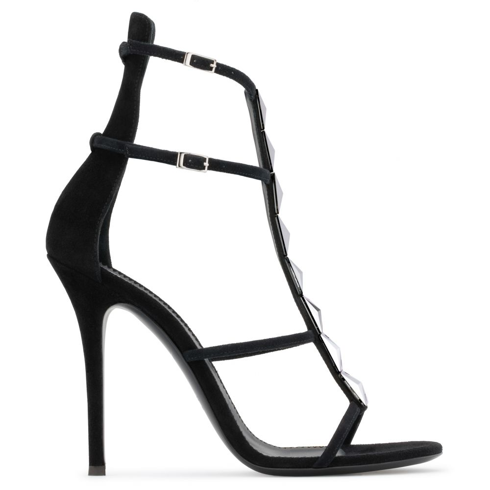MYRNA - Black - Sandals