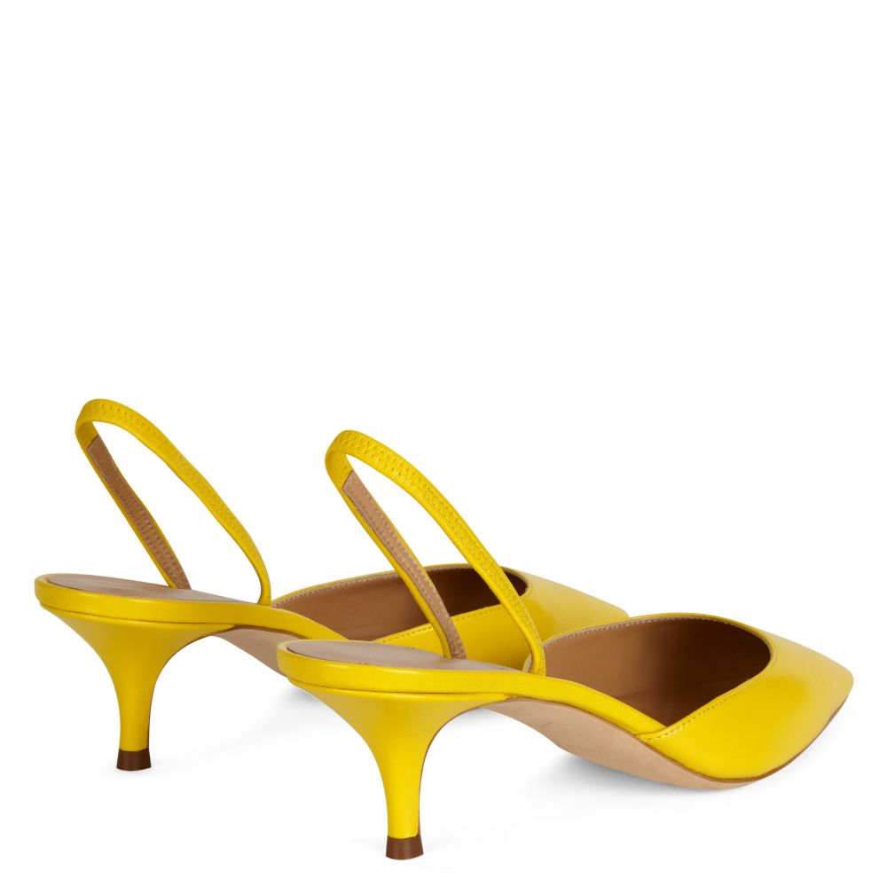 ARTHA - Yellow - Pumps