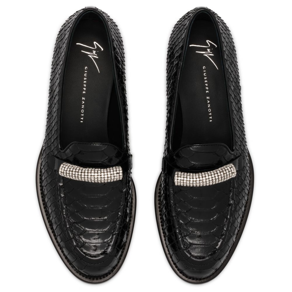 GRADY - Black - Loafers