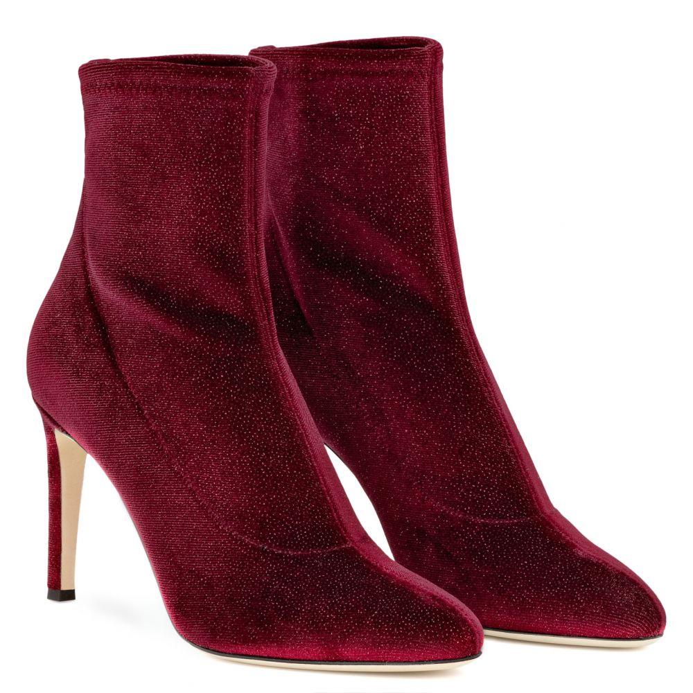 CELESTE - Rosso - Stivali