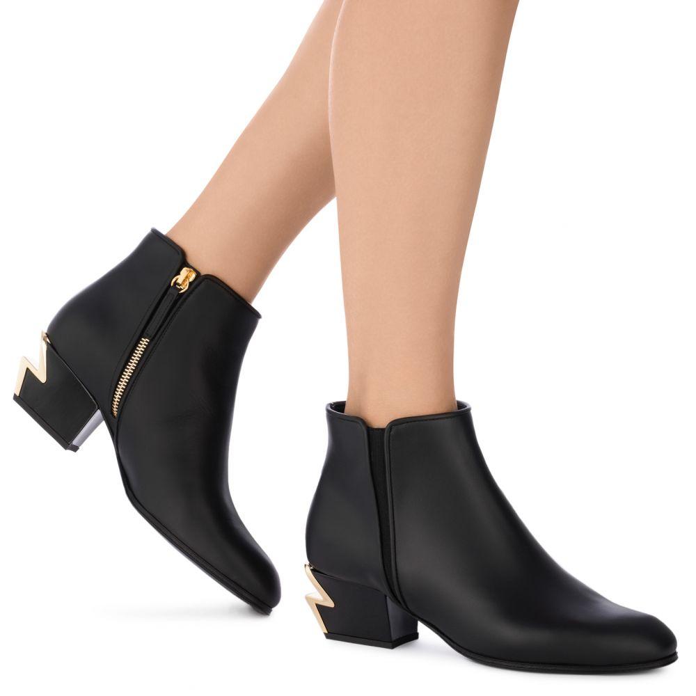 G-HEEL - Black - Boots