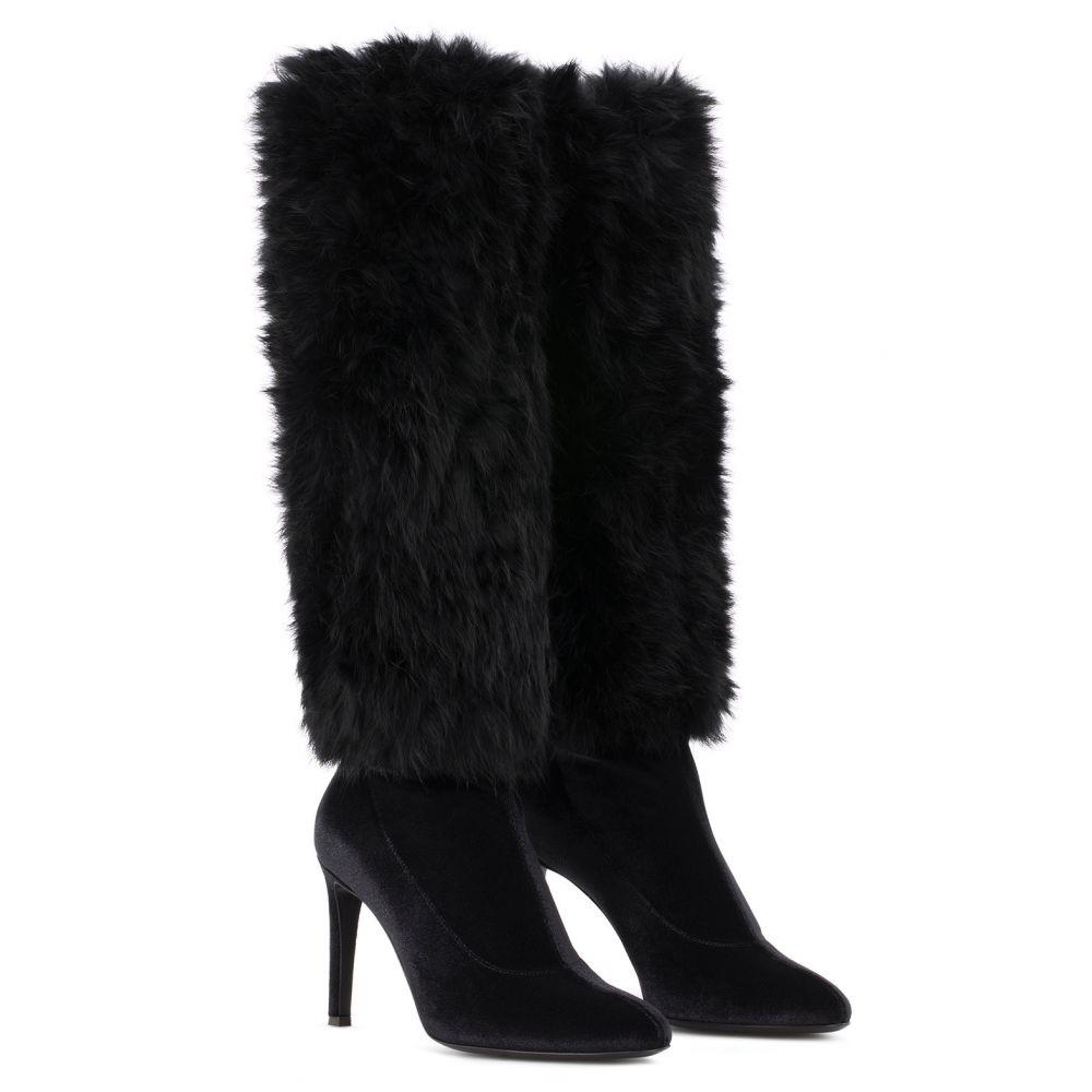 MANDY - Black - Boots