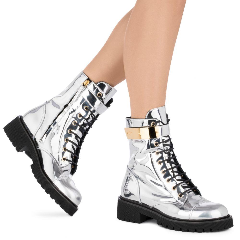 HARVEY - Argento - Stivali