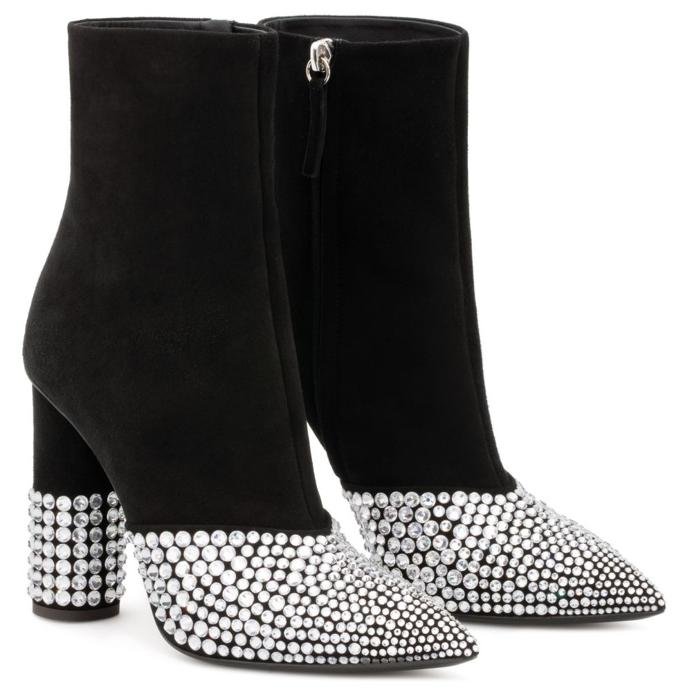 RAINA - Black - Boots