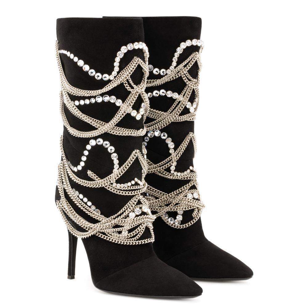 SHEENA - Black - Boots