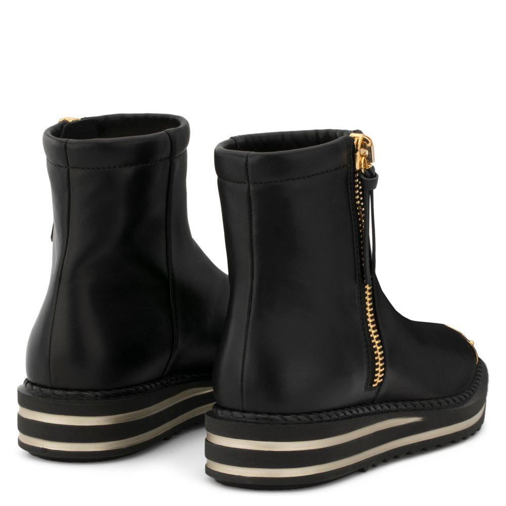 ADRIEL - Black - Boots