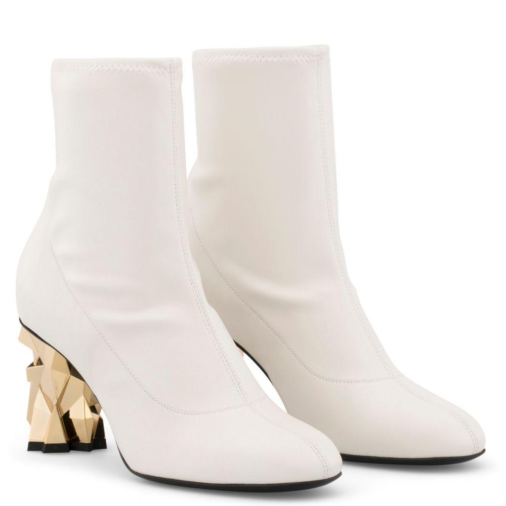 GHIACCIO - White - Boots