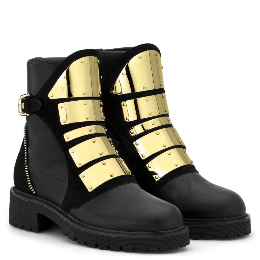 REGAN - Black - Boots