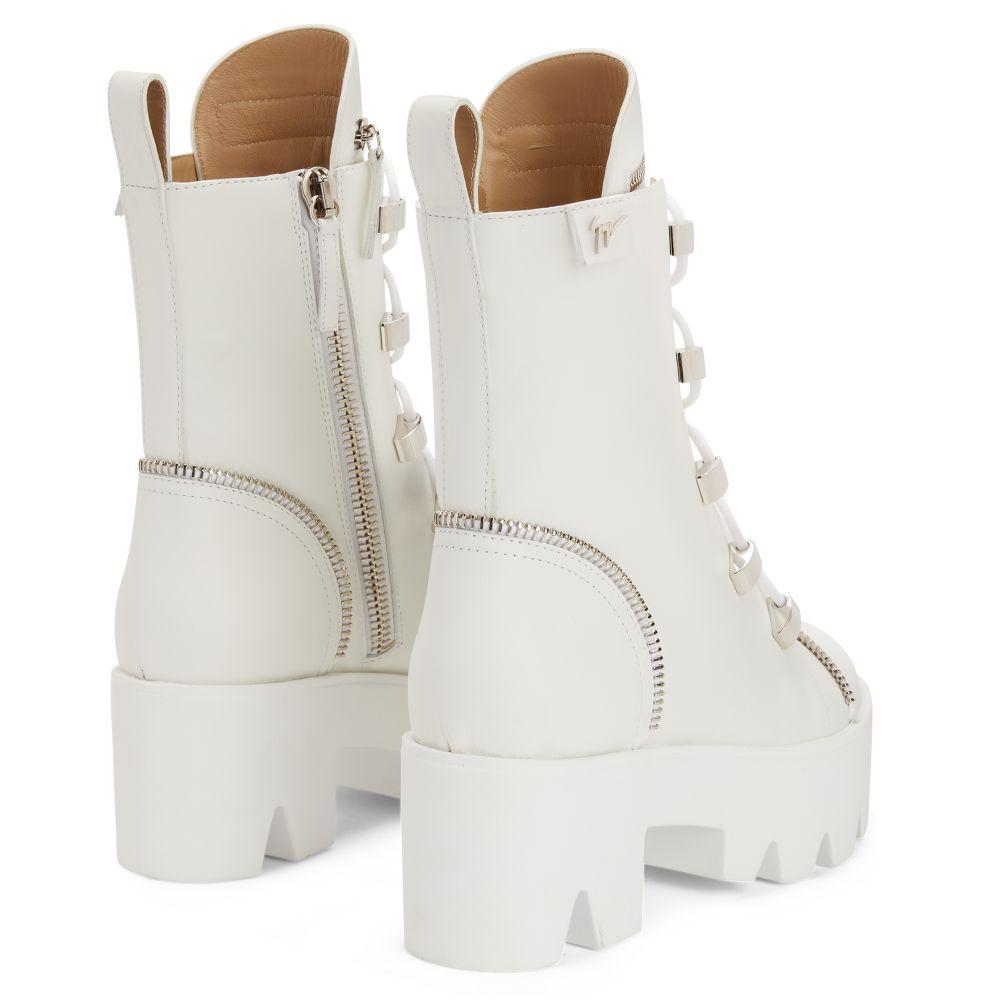 JULIETT - White - Boots