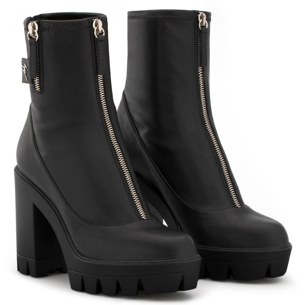 KISHA - Nero - Stivali