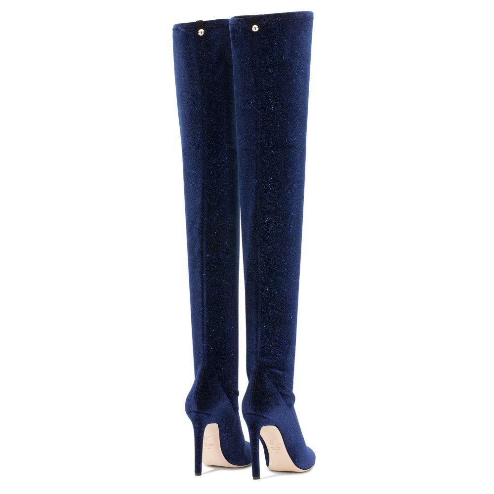 DENA - Blue - Boots