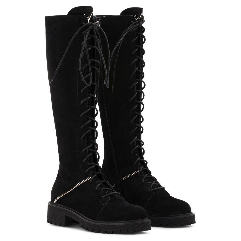SAMIA - Black - Boots