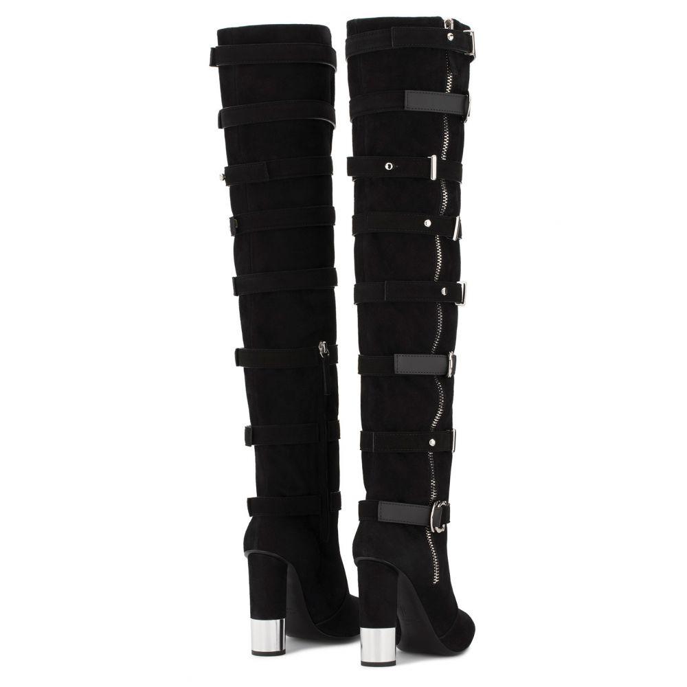 CONSTANCE - Black - Boots