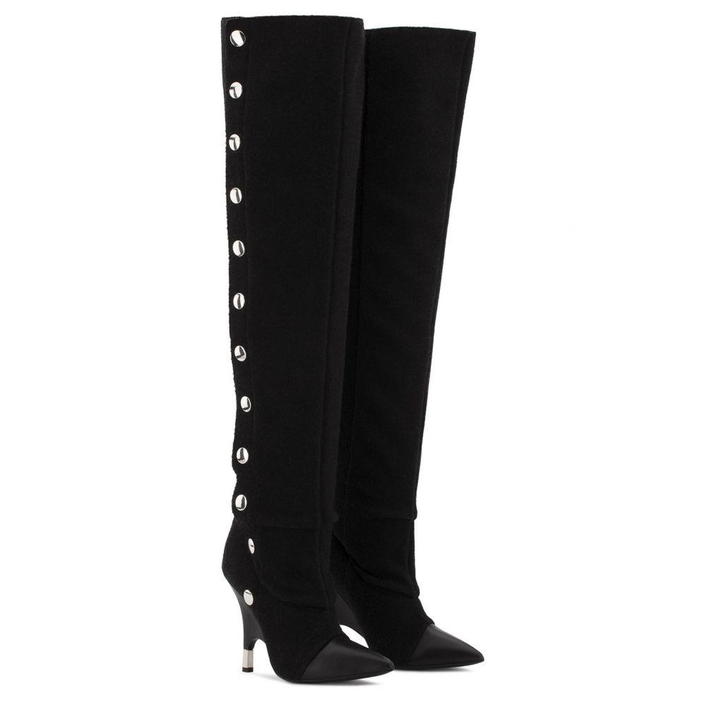 HARPER - Black - Boots