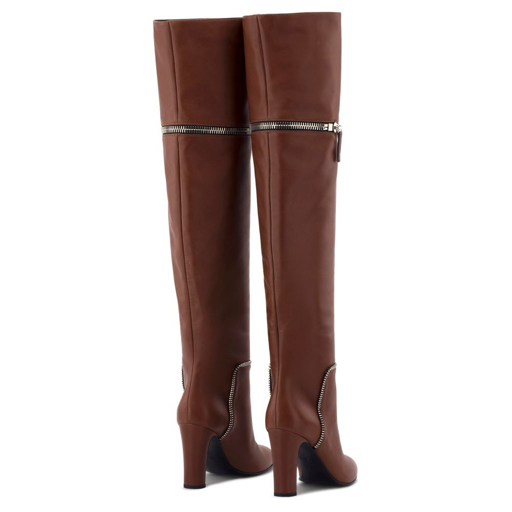 JOANA - Brown - Boots