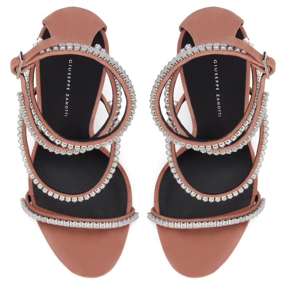 KANDA SPARKLE - Pink - Sandals
