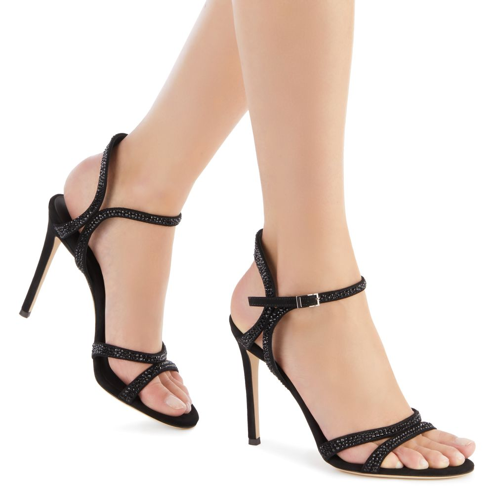 LEYNA - Black - Sandals