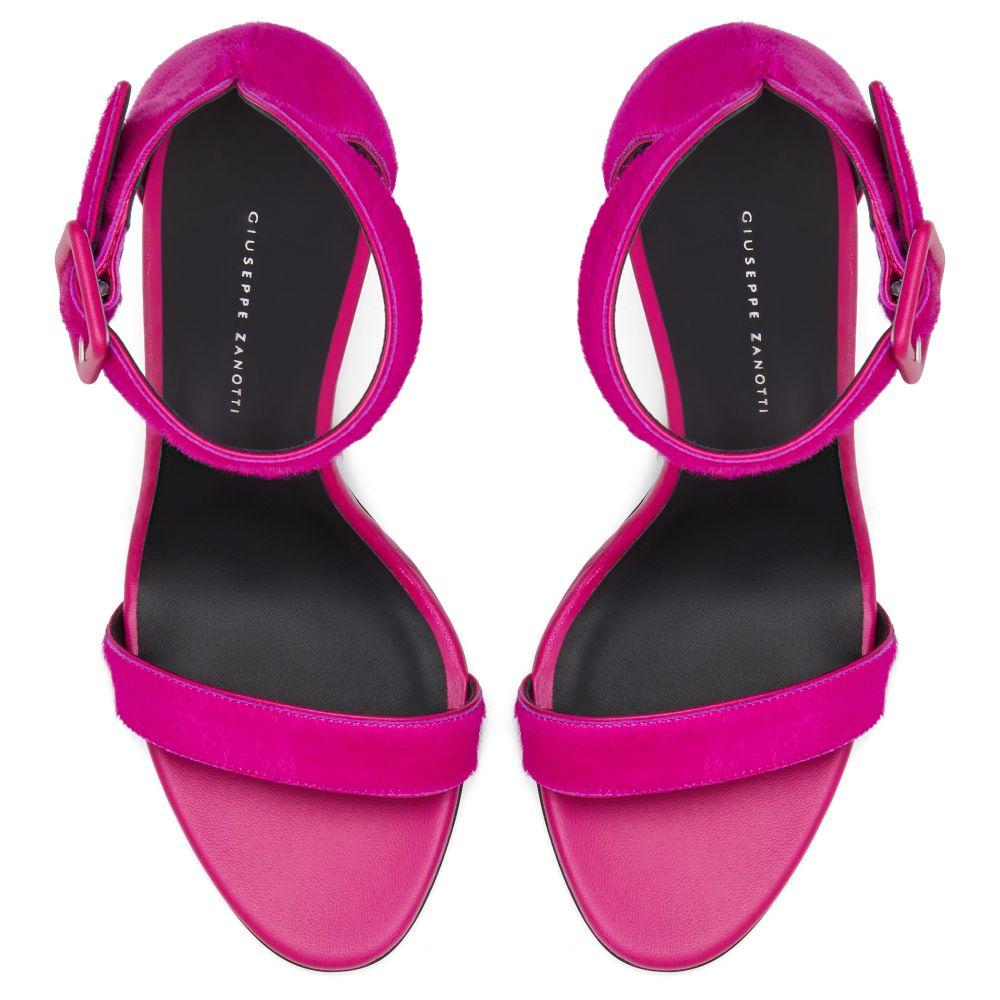 NEYLA - Fuxia - Sandals