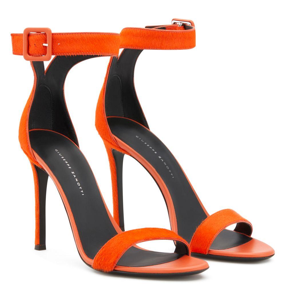 NEYLA - Orange - Sandals