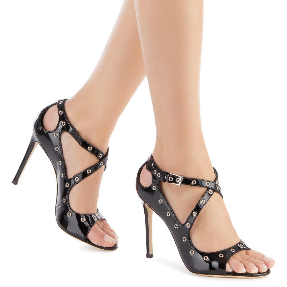 ALYSON - Black - Sandals