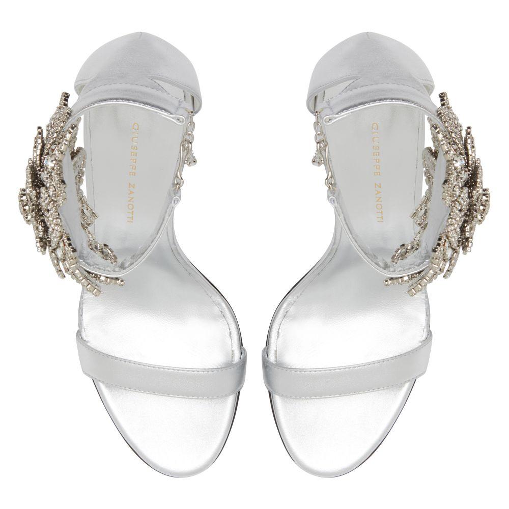 FLEUR - Silver - Sandals