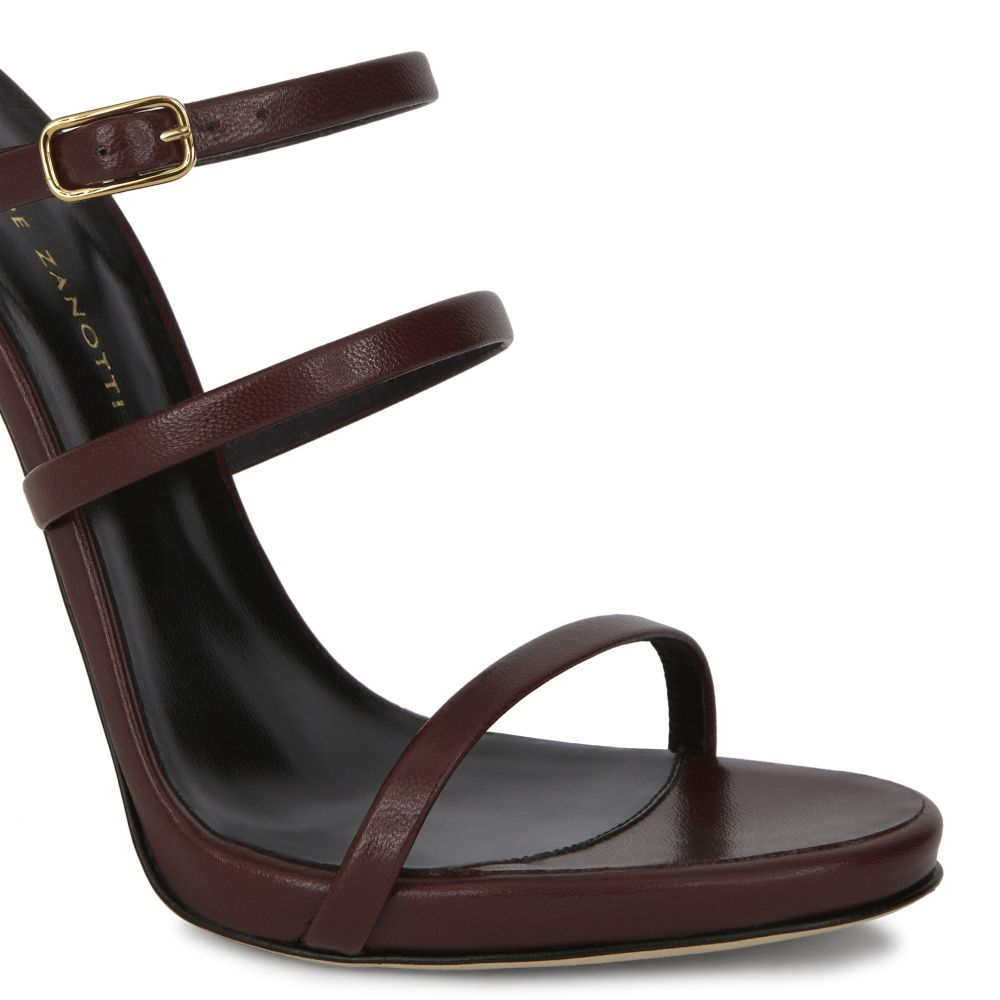 ANDREA - Brown - Sandals