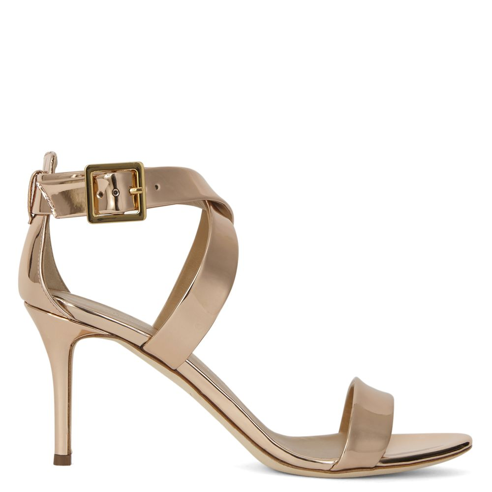 ELLIE - Gold - Sandals