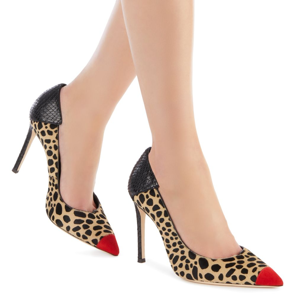 ADELA FELINE - Multicolor - Pumps