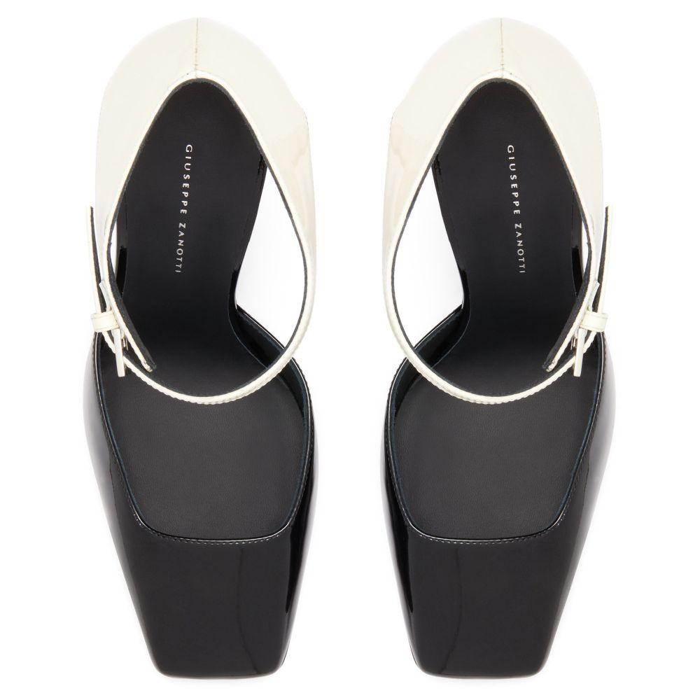 LEANDRA - Noir - Sandales