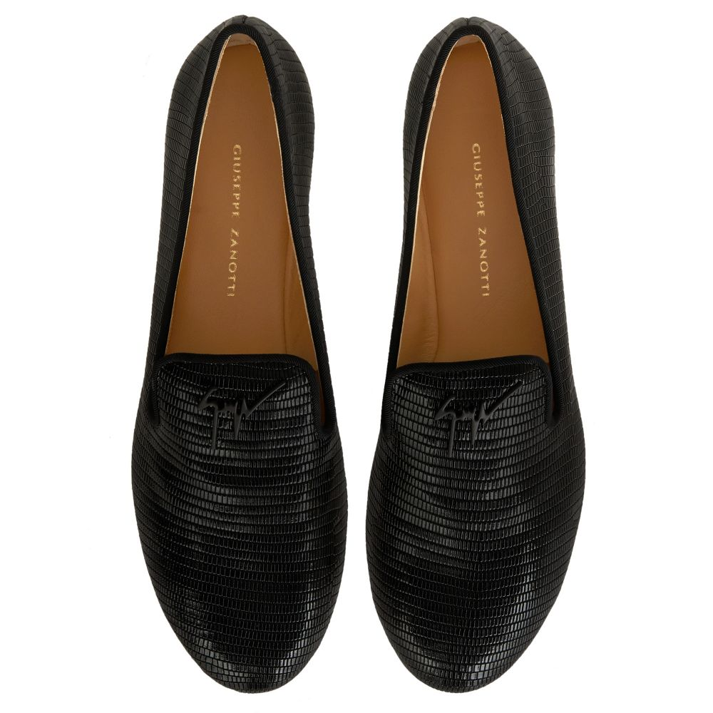DALILA - Black - Loafers