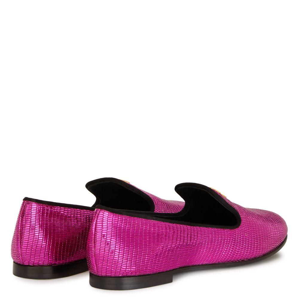 DALILA - Fuxia - Loafers
