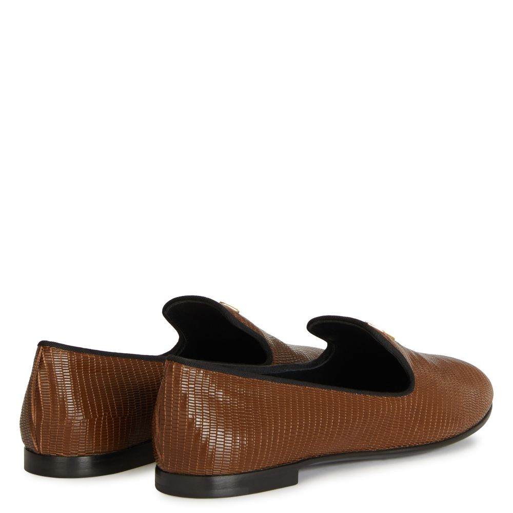 DALILA - Brown - Loafers