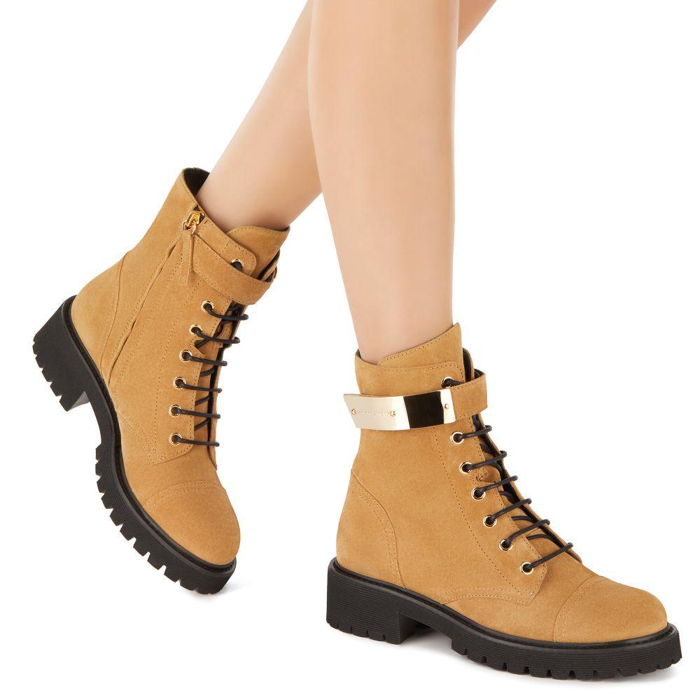 ALEXA - Beige - Boots