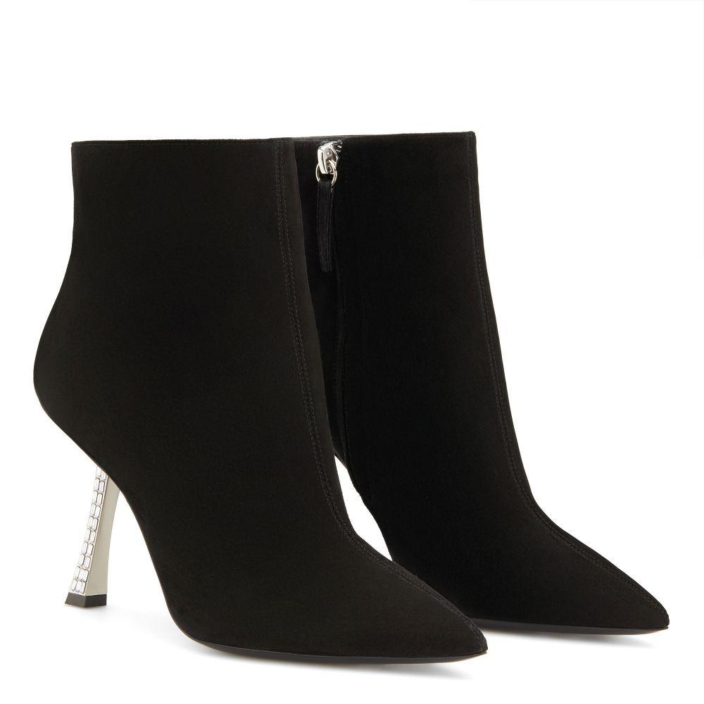 FARRAH FANCY - Black - Boots