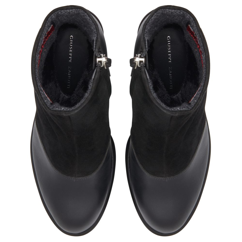 CAMY - Black - Boots