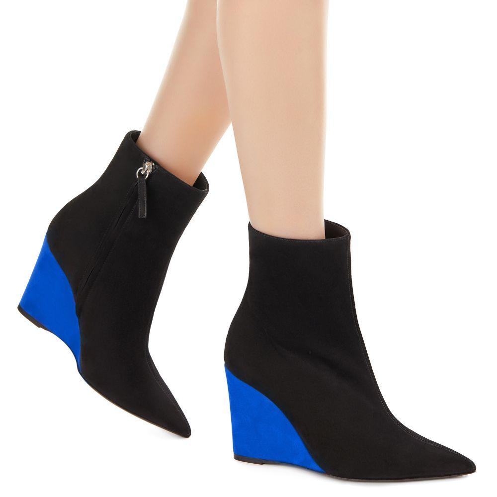KRISTEN POP - Black - Boots