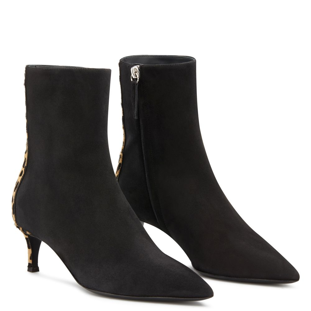 AMAL FELINE 50 - Black - Boots