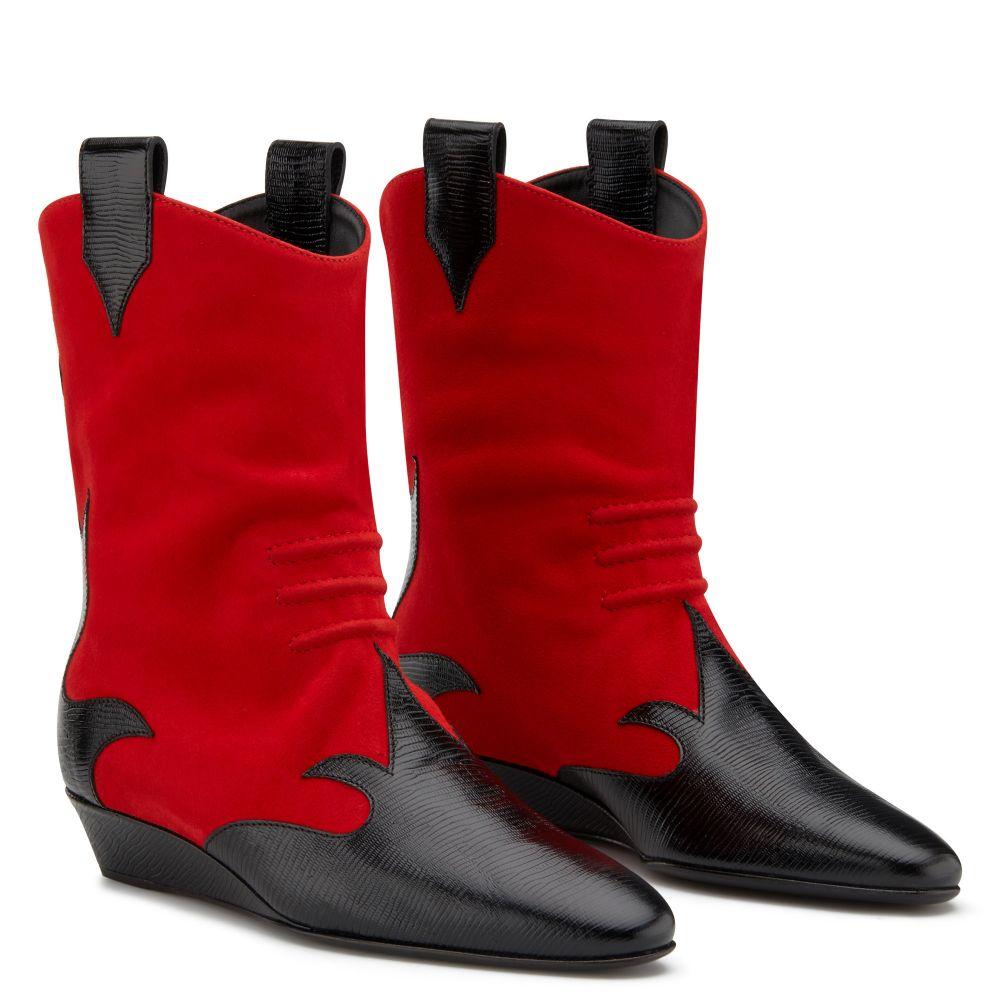 HADLEY - Multicolor - Boots