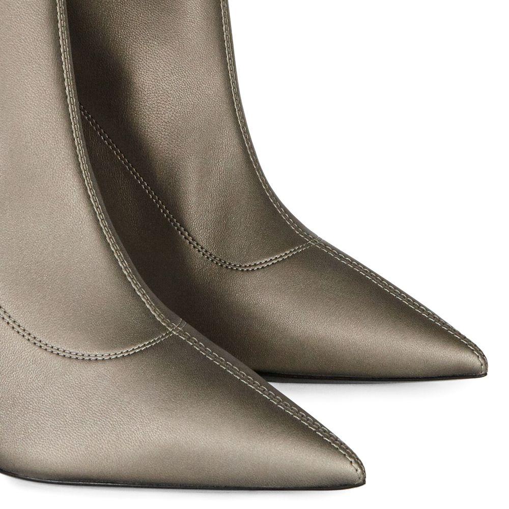 MIREA - Grey - Boots