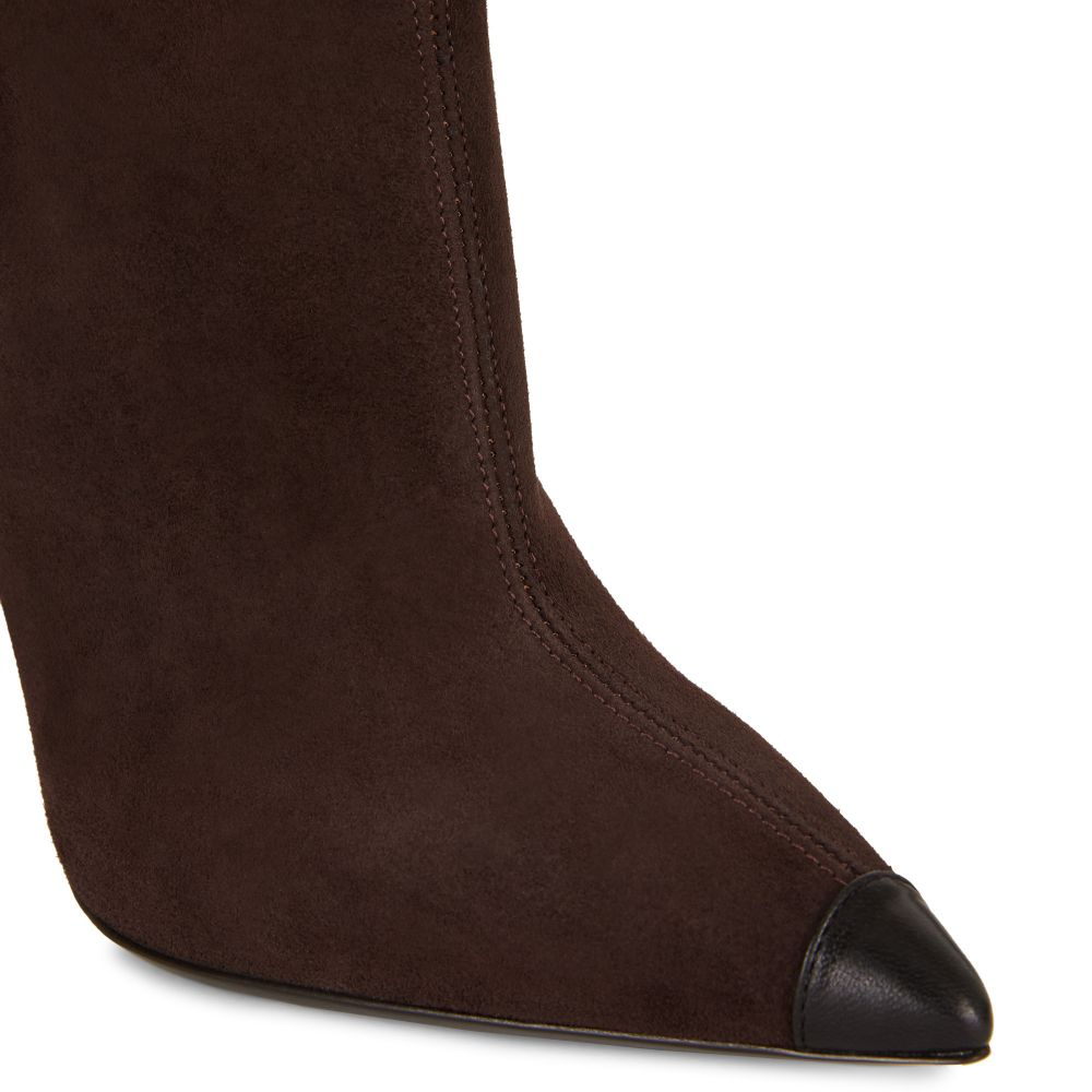GREEK - Black - Boots