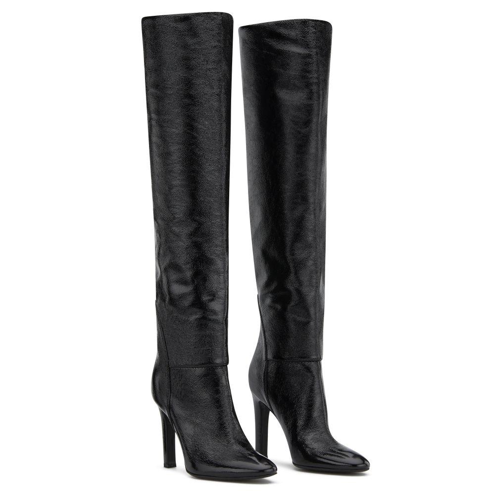 HATTIE - Black - Boots