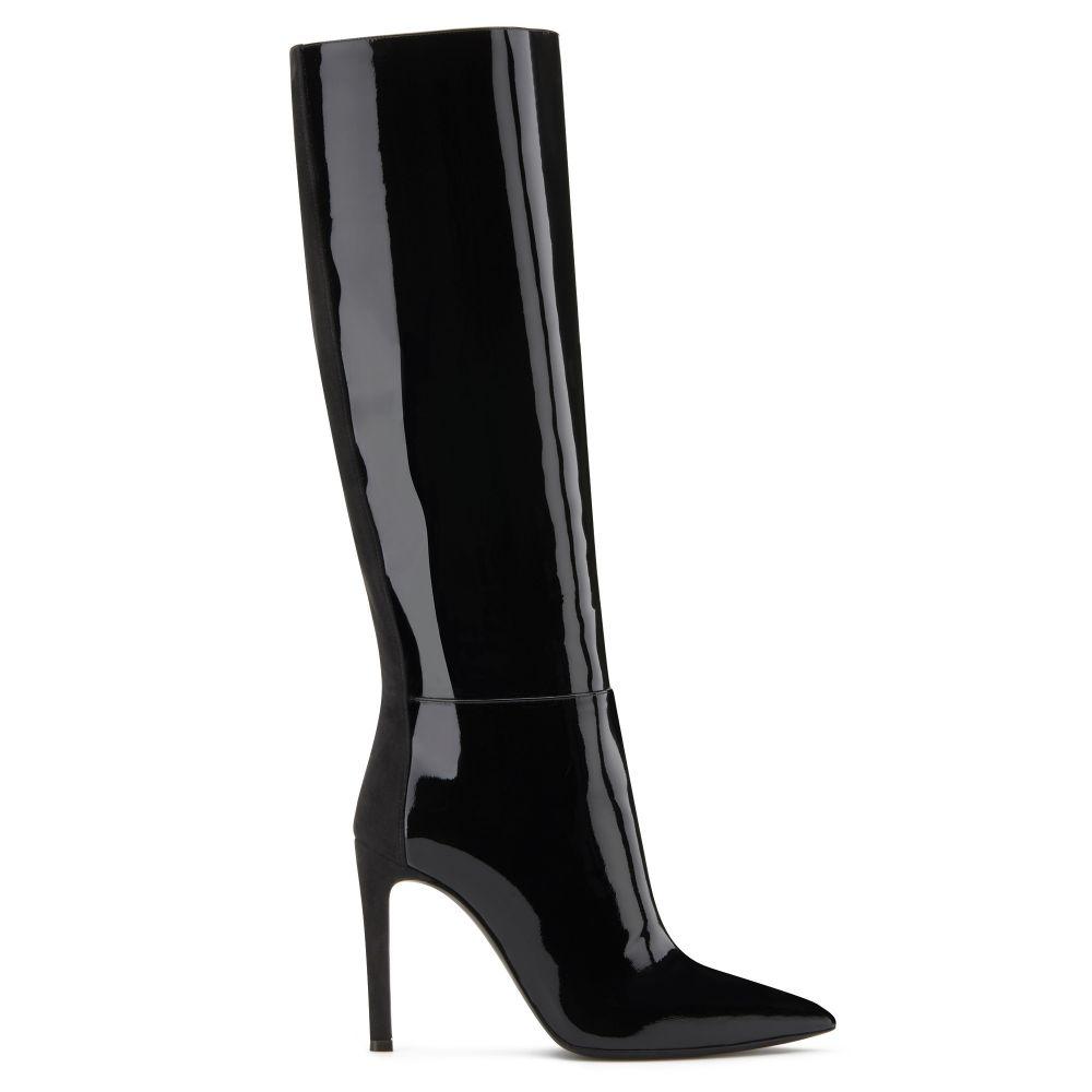 ALBA - Black - Boots