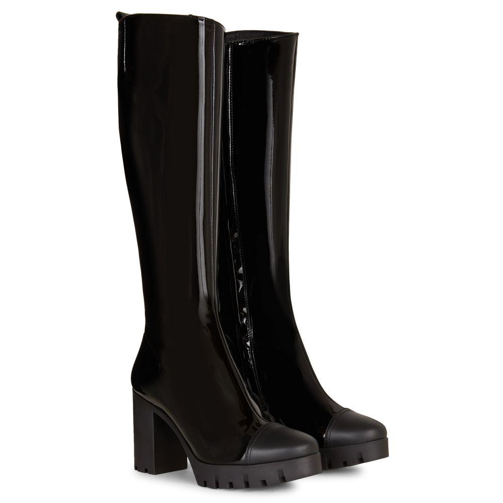 AMPARO - Black - Boots