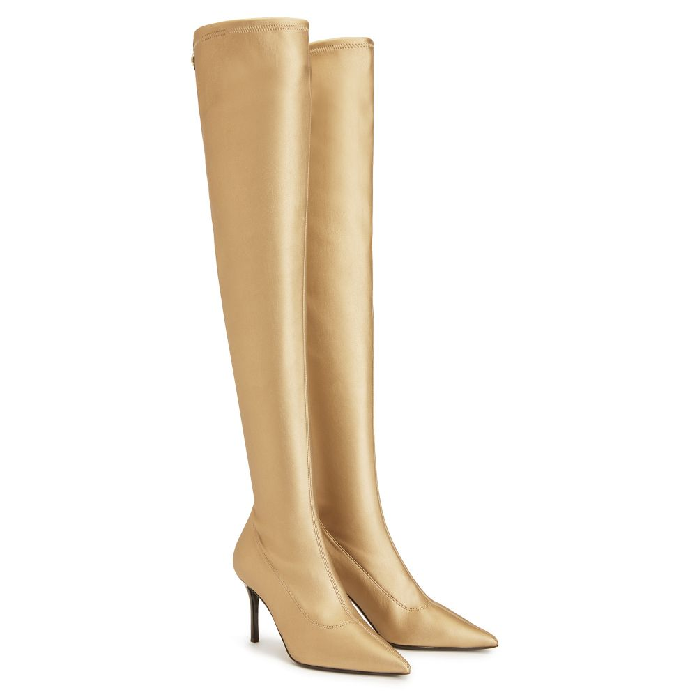 FELICITY - Gold - Boots