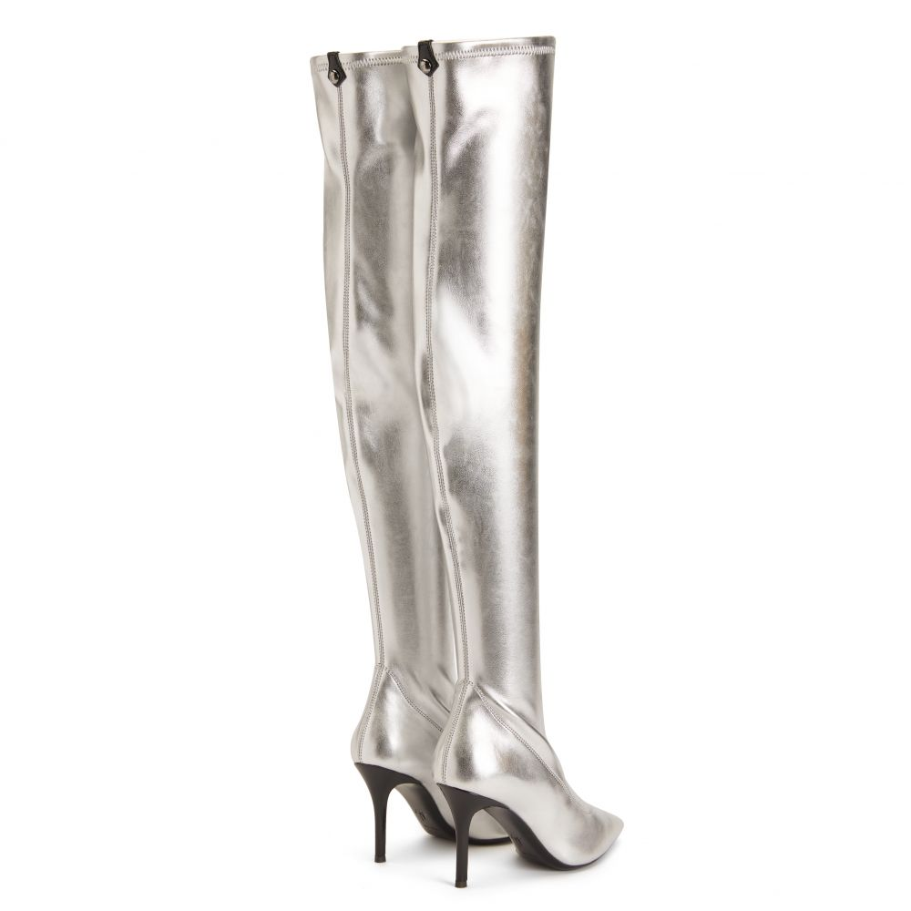 FELICITY - Silver - Boots
