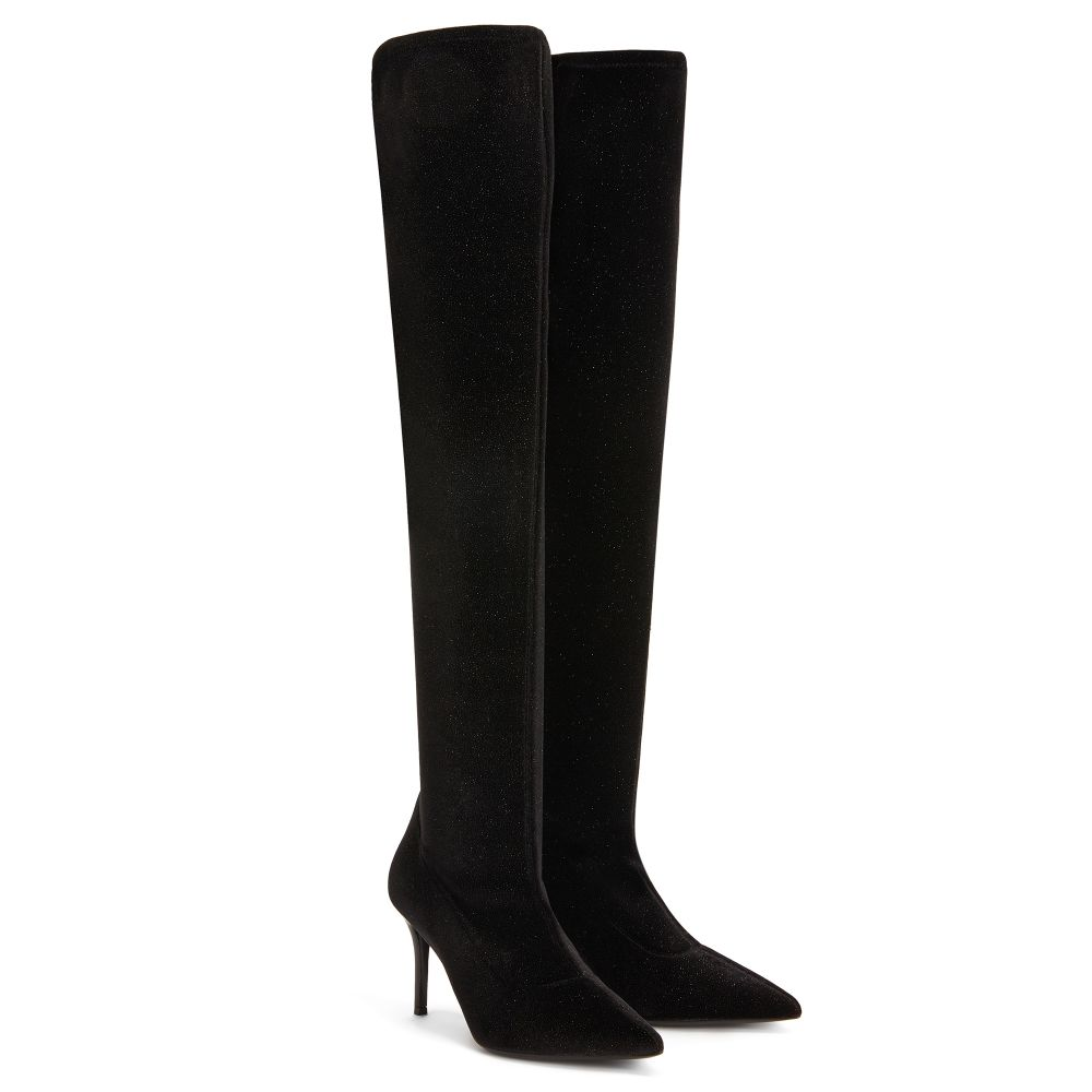 FELICITY - Black - Boots