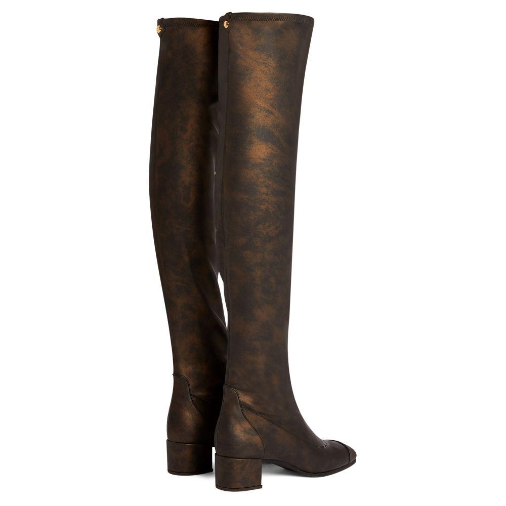 NICOLLY - Black - Boots