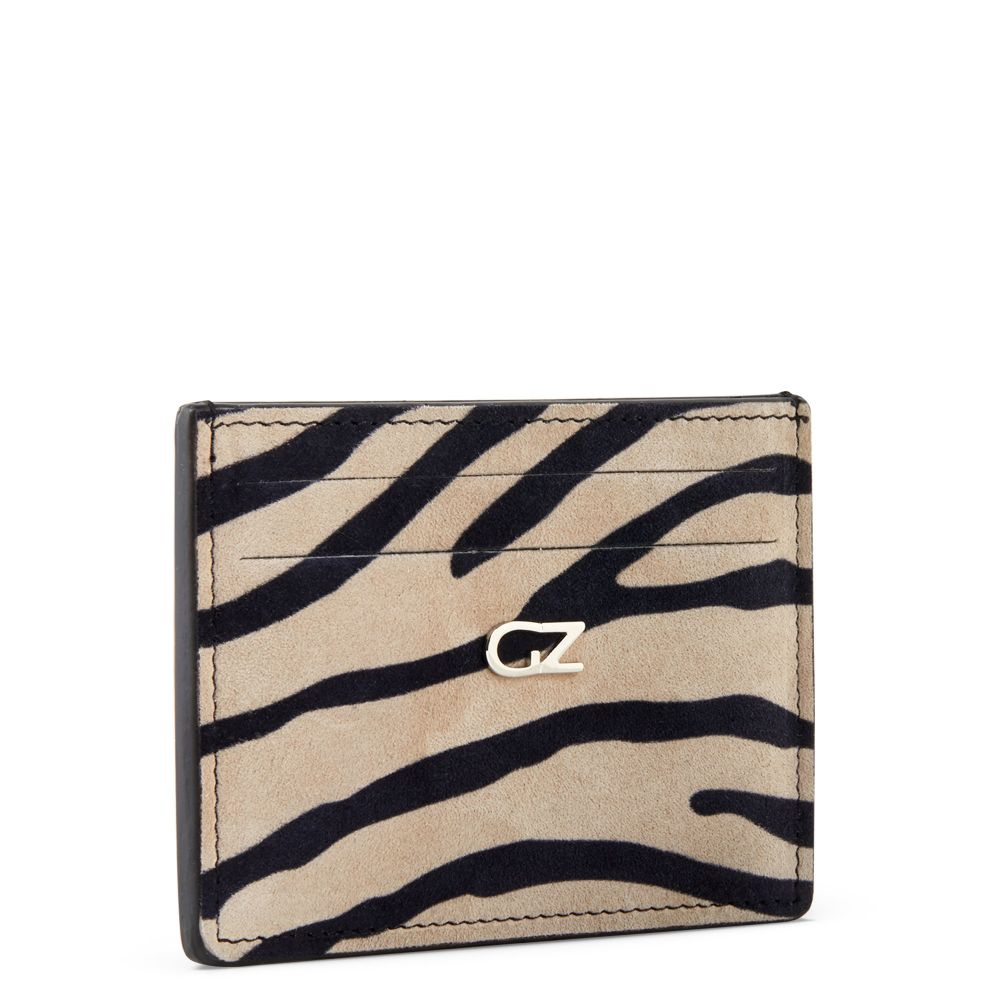 MIKI - Black and white - Wallets
