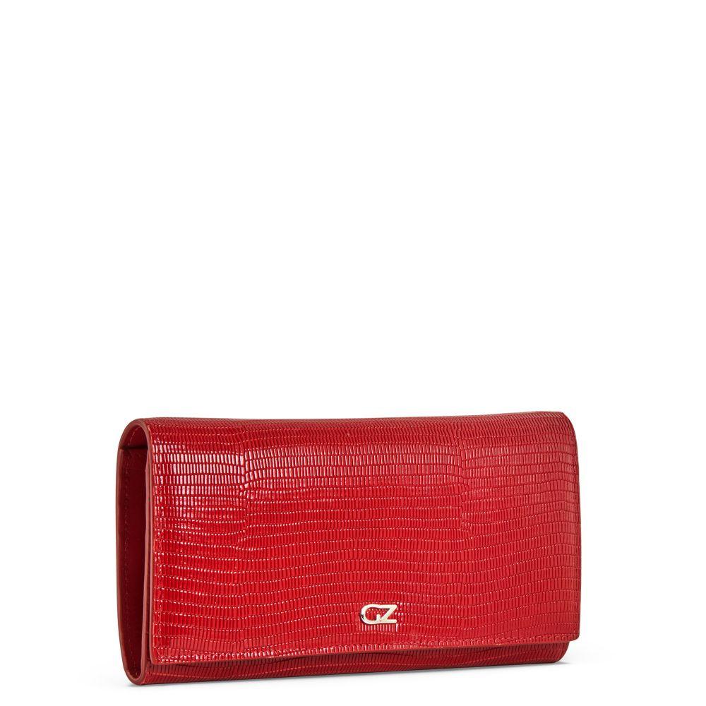 SELENE - Red - Wallets